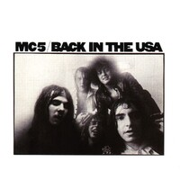 Back In The Usa-MC5-CD