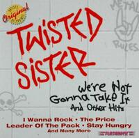 We're Not Gonna Take It&Other-Twisted Sister-CD