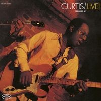 Curtis/Live!-Curtis Mayfield-CD
