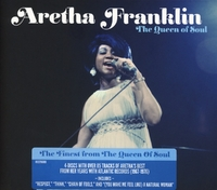 The Queen Of Soul-Aretha Franklin-CD