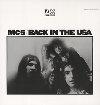 Back In The Usa-MC5-LP