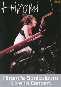 Hiromi - Hiromi's Sonicbloom Live In Japan-DVD