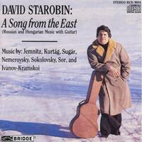 A Song From The East.-D. Starobin-CD