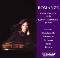 Romanze-K. Dreyfus, R MC. Donald-CD