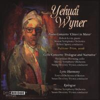 Piano Concerto/Cello Concerto/Lyric Harmony/Epilog-Boston Symphony Orchestra, Hornung, Levin-CD
