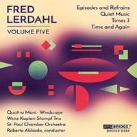 Fred Lerdahl, Volume Five--CD