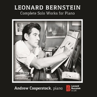 Complete Solo Works For Piano-Andrew Cooperstock-CD