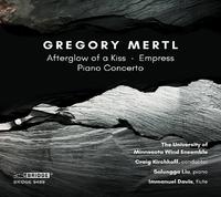Music Of Gregory Mertl-University Of Minnesota Wind Ensemble-CD