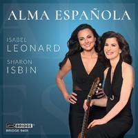 Alma Espanola-Isabel Leonard-CD