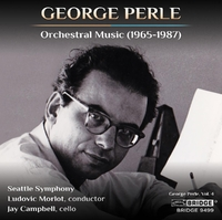 Orchestral Music (1965-1987)-Seattle Symphony-CD