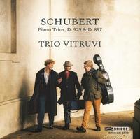 Schubert Piano Trios, D. 929 & D. 897-Trio Vitruvi-CD