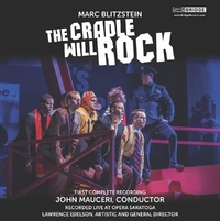 The Cradle Will Rock (Live)-Marc Blitzstein-CD
