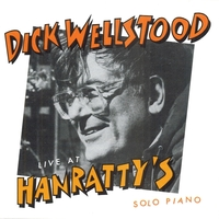 Live At Hanratty's-Dick Wellstood-CD