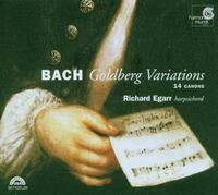 Variations Goldberg-Richard Egarr-CD