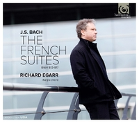 The French Suites-Richard Egarr-CD