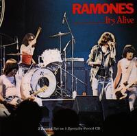 It's Alive-Ramones-CD