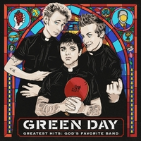Greatest Hits: God's Favorite-Green Day-CD