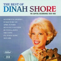 Best Of The Capitol Recordings)-Dinah Shore-CD