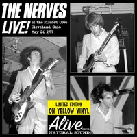 Live At The Pi.=Coloured-Nerves-LP