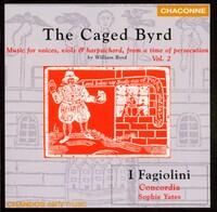 The Caged Byrd-I Fagiolini-CD