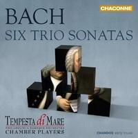 Six Trio Sonatas BWV 525 ' 530-Tempesta Di Mare-CD