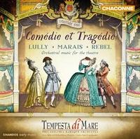 Comedie Et Tragedie Vol.1-Tempesta Di Mare-CD