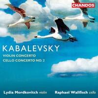 Violin Concerto-Lydia Mordkovitch-CD