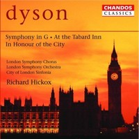 Symphony In Gea-City Of London Sinfonia-CD