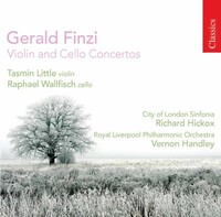 Violin And Cello-City Of London Sinfonia-CD