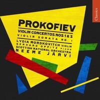Violin Concertos-Lydia Mordkovitch-CD