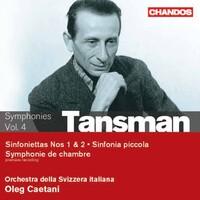 Symphonies Vol. 4-Radio Svizzera Di Lingua Italiana-CD