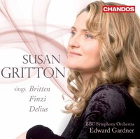 Susan Gritton Sings-Gritton BBC Symphony Orchestra-CD