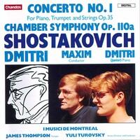 Piano Concerto-Dimitri Shostakovich-CD