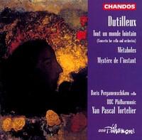 Cello Concerto-Boris Pergamenschikow-CD