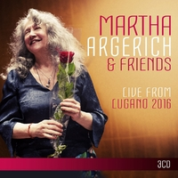 Live From Lugano 2016-Martha Argerich-CD