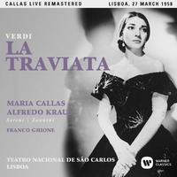 La Traviata (Lisboa, 27/03/195-Ghione, Maria Callas-CD
