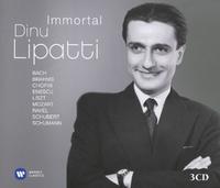 Immortal Dinu Lipatti-Dinu Lipatti-CD