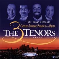 3 Tenors In Concert-Carreras, Domingo, Pavarotti-LP