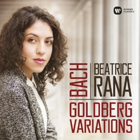 Bach: Goldberg Variations, BWV-Beatrice Rana-CD