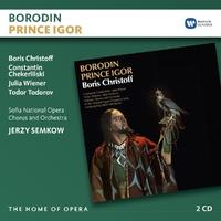 Prince Igor-Christoff, Semkov-CD