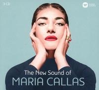 The New Sound Of Maria Callas-Maria Callas-CD