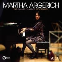 Martha Argerich: The Warner CL-Martha Argerich-CD