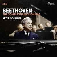 Beethoven: The Piano Sonatas-Artur Schnabel-CD