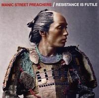 Resistance Is Futile-Manic Street Preachers-CD