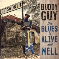 The Blues Is Alive And Well-Buddy Guy-CD