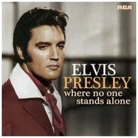 Where No One Stands Alone-Elvis Presley-LP