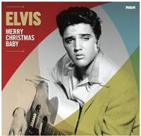 Merry Christmas Baby-Elvis Presley-LP