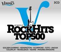 Veronica Rock Hits Top 500--CD