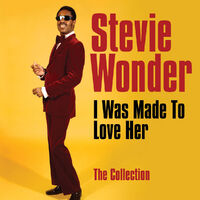 I Was Made To Love Her: The Collect-Stevie Wonder-CD