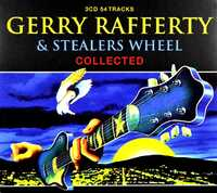 Gerry Rafferty & Stealers Wheel - Collected (3 CD)-Gerry Rafferty & Stealers Wheel-CD